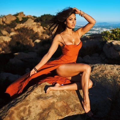 Sitara Hewitt Hot Images