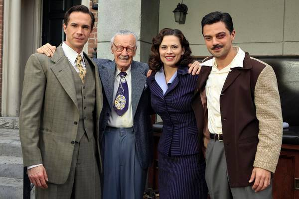 Hayley Atwell Family