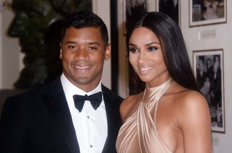 Jimmy Graham With Her Wife